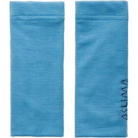 Aclima WarmWool Manchettes, azure blue